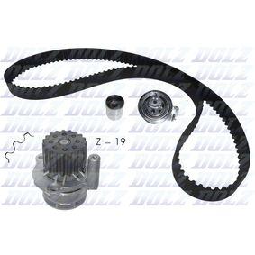 Kit cinghia distribuzione, pompa acqua KD105 PASSAT Variant (3B6) 1.9TDI 4motion ac 2003