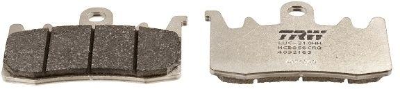 Bremsbelagsatz TRW MCB856CRQ Bewertung