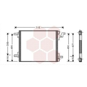 Kondensator, Klimaanlage Art. Nr. 30005270 120,00€