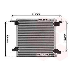 Kondensator, Klimaanlage Art. Nr. 30005377 120,00€