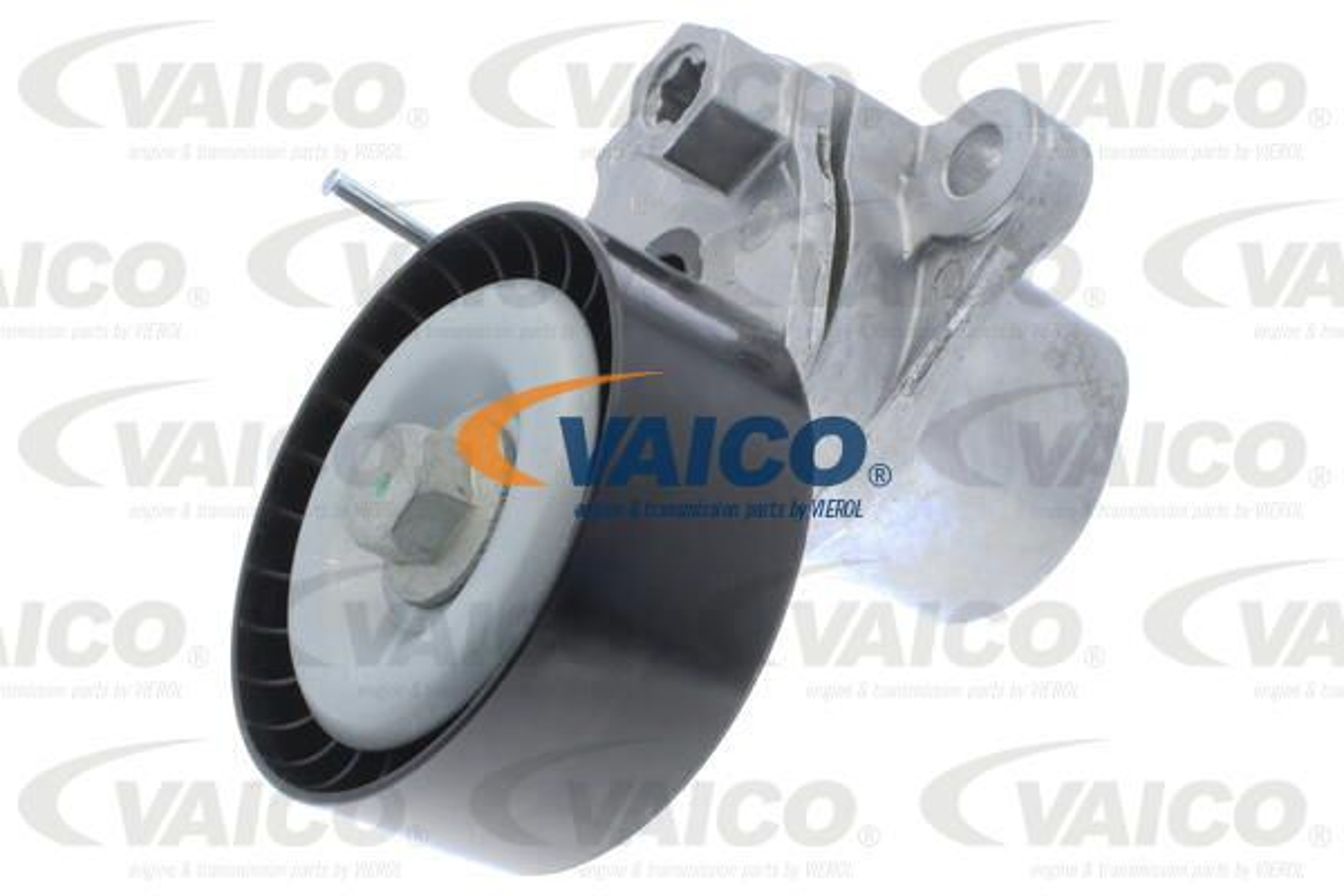 VAICO  V10-4963 Spannarm, Keilrippenriemen Ø: 65mm