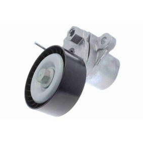 Polo 6r 1.2TSI Riemenspanner, Keilrippenriemen VAICO V10-4963 (1.2 TSI Benzin 2019 CJZD)