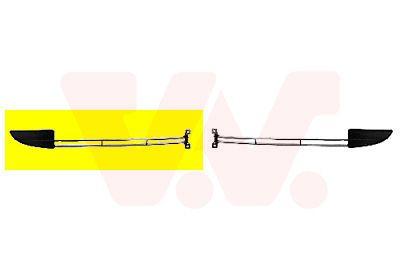 VAN WEZEL  3010506 Radiator Grille