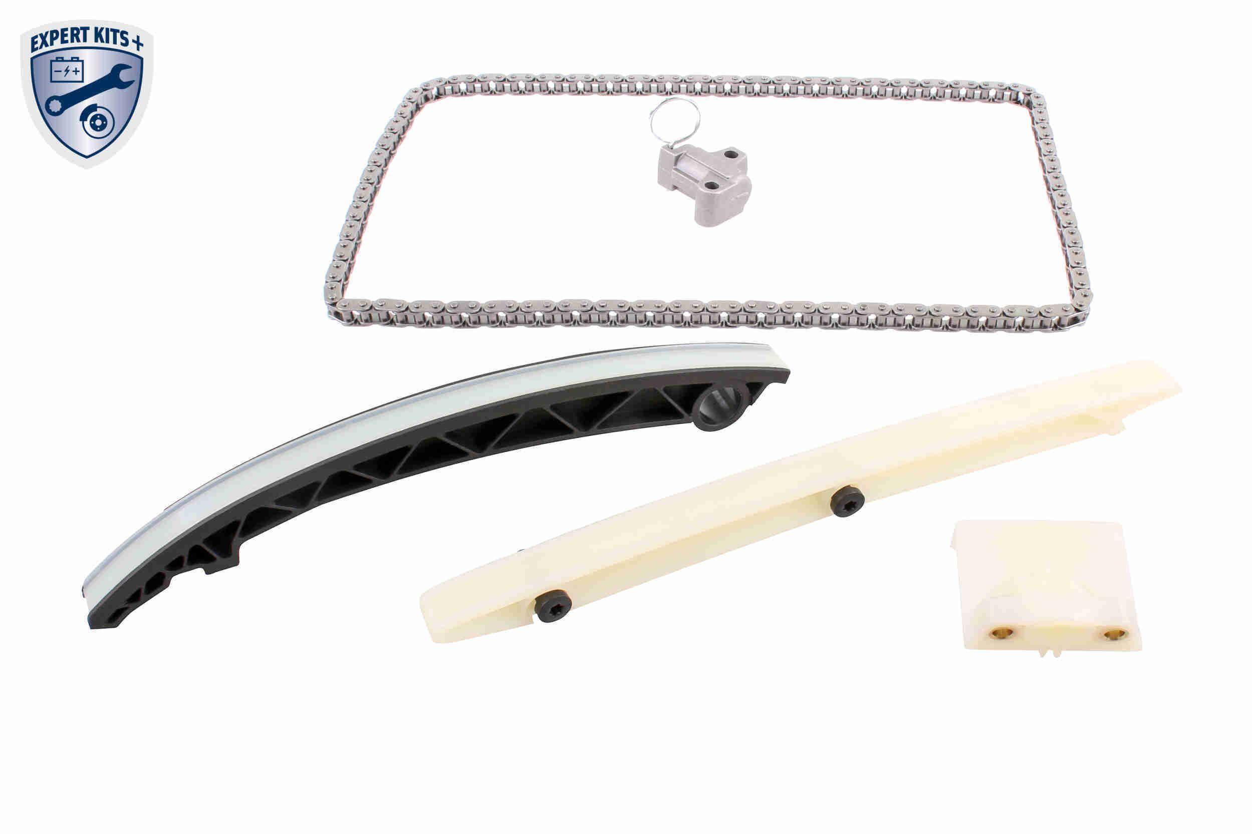 VAICO  V40-10003-BEK Steuerkettensatz Steuerkettenmaße: G53HP