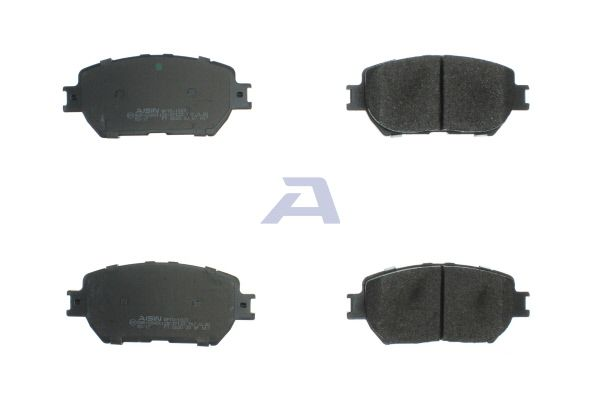 Bremsbelagsatz AISIN BPTO-1023 Bewertung