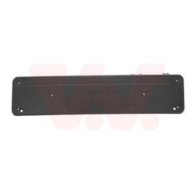 Rendszámtábla tartók Minőség: Equipart Certified 3031480 MERCEDES-BENZ C-osztály Sedan (W202)