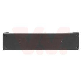 Kennzeichenhalter Qualität: Equipart Certified 3032580 MERCEDES-BENZ C-Klasse Limousine (W203)