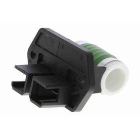 Resistor, interior blower V24-79-0010 PUNTO (188) 1.2 16V 80 MY 2000