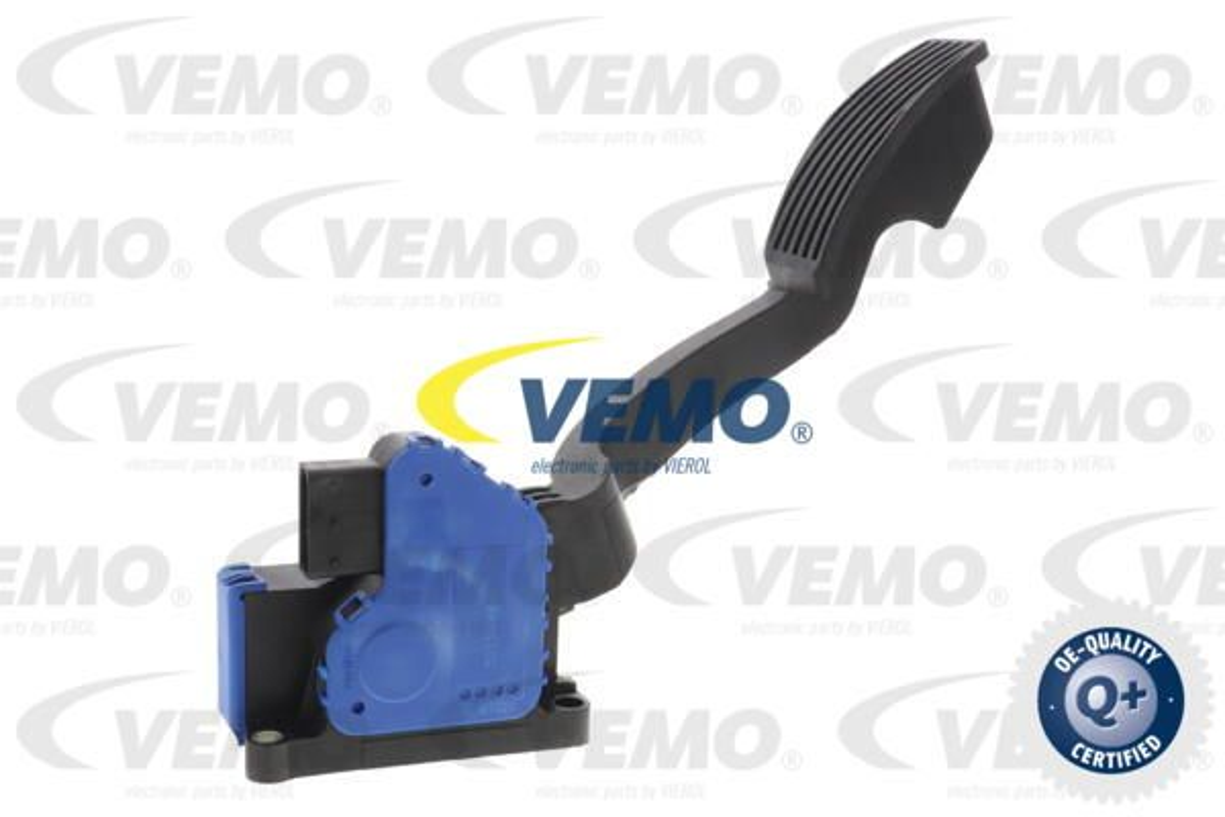 Accelerator Pedal V24-82-0004 VEMO V24-82-0004 original quality