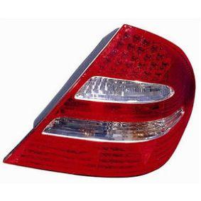 2005 Mercedes W211 E 220 CDI 2.2 (211.006) Combination Rearlight 3041934