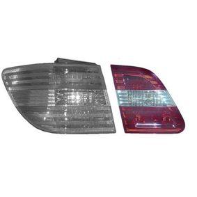 2008 Mercedes W245 B 180 CDI 2.0 (245.207) Combination Rearlight 3045927