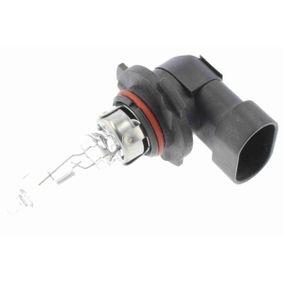 Bulb, spotlight HB3, 60W, 12V, Halogen, Original VEMO Quality V99-84-0070 MERCEDES-BENZ C-Class, E-Class, SLR