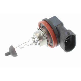 Bulb, spotlight H8, 35W, 12V, Halogen, Original VEMO Quality V99-84-0074 BMW 3 Series, 5 Series, 1 Series