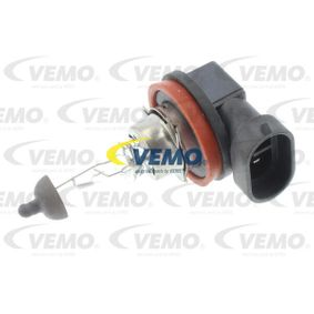 Bulb, spotlight H8, 35W, 12V, Halogen, Original VEMO Quality V99-84-0074 FORD FOCUS, FIESTA, MONDEO