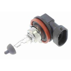 Bulb, spotlight H11, 55W, 12V, Halogen, Original VEMO Quality V99-84-0077 FORD C-MAX, B-MAX, MAVERICK