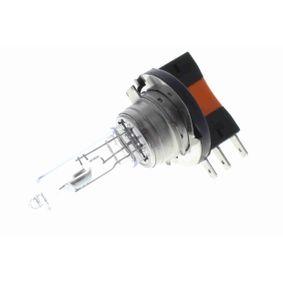 Крушка с нагреваема жичка, фар за дълги светлини Н15, 15/55ват, 12волт, халогенен, Original VEMO Quality V99-84-0082