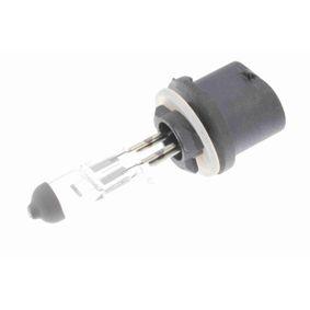 Glühlampe, Hauptscheinwerfer H27W/1, PG13, 27W, 12V, Original VEMO Qualität V99-84-0086 HYUNDAI i30, ix35, SANTA FE