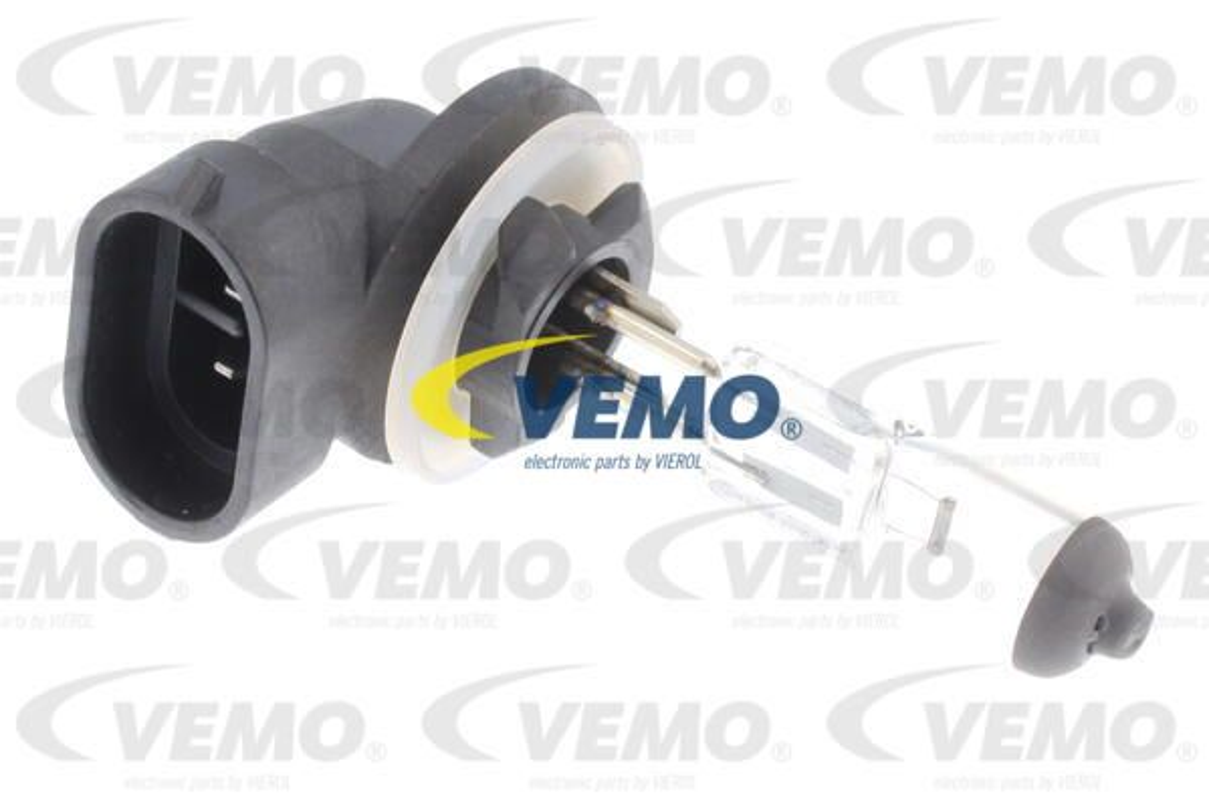 Glühlampe, Hauptscheinwerfer V99-84-0087 VEMO H27W2881 in Original Qualität