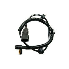 Sensor, Raddrehzahl Länge: 637mm mit OEM-Nummer 98AG 2B372 BF