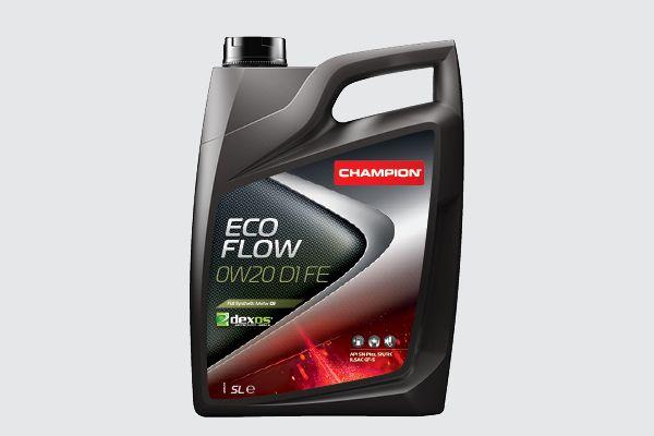 CHAMPION LUBRICANTS ECO FLOW, 0W20 FE 8235009 Motoröl
