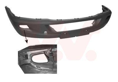 Frontschürze 3077571 VAN WEZEL 3077571 in Original Qualität