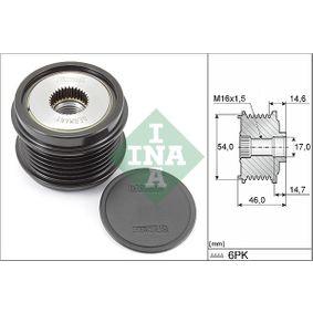 INA  535 0308 10 Generatorfreilauf