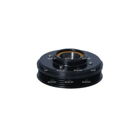 Bobina, acoplamiento magnético compresor con OEM número 4B0260805G