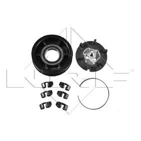 Bobina, acoplamiento magnético compresor con OEM número 8E0260805AH