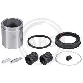 Reparatursatz, Bremssattel 57019 CLIO 2 (BB0/1/2, CB0/1/2) 1.5 dCi Bj 2012