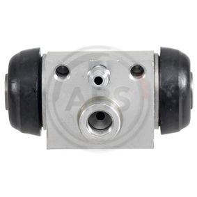 Radbremszylinder 62901 TWINGO 2 (CN0) 1.2 Bj 2012