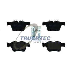 Bremsbelagsatz, Scheibenbremse mit OEM-Nummer A000 420 5900