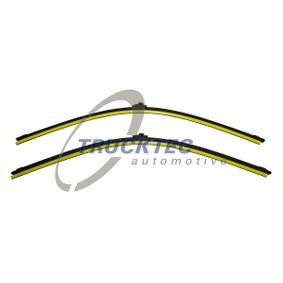 Wiper Blade Left-/right-hand drive vehicles: for right-hand drive vehicles with OEM Number A211 820 0645