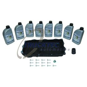 Teilesatz, Ölwechsel-Automatikgetriebe 8HP45 + 8HP70 mit OEM-Nummer 83 22 2 305 397
