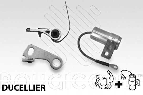 BOUGICORD  161084 Thermostat, coolant Ø: 54mm