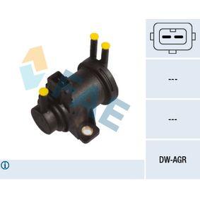 Convertitore pressione, Controllo gas scarico 56036 LYBRA SW (839BX) 1.9 JTD ac 2005