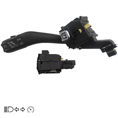 MEAT & DORIA  23140 Steering Column Switch Number of connectors: 8, with cruise control, with high beam function