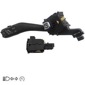 Steering Column Switch Number of connectors: 8, with cruise control, with high beam function with OEM Number 1K0 953 513 A