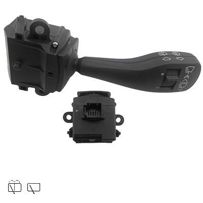 MEAT & DORIA  23402 Steering Column Switch Number of connectors: 9, with rear wipe-wash function, with wipe interval function, with wipe-wash function