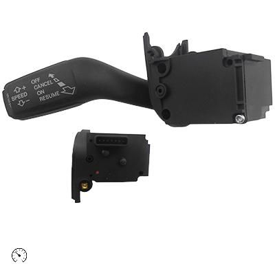 MEAT & DORIA  23412 Steering Column Switch Number of connectors: 7, with cruise control