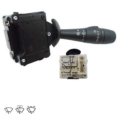 MEAT & DORIA  23717 Steering Column Switch Number of connectors: 13, with wipe interval function, with wipe-wash function