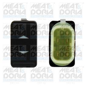 Switch, window regulator 26189 Focus 2 (DA_, HCP, DP) 1.6 TDCi MY 2012