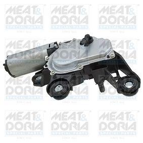 Wischermotor mit OEM-Nummer 6Q6 955 711 B