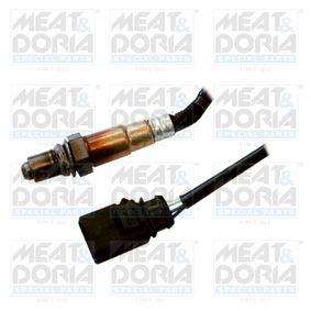 Lambdasonde Kabellänge: 620mm mit OEM-Nummer 95560613630