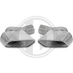 Exhaust Tip 4129600 BMW X6 (F16, F86)