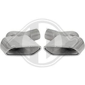 Deflector tubo de escape 4129600 BMW X6 (F16, F86)