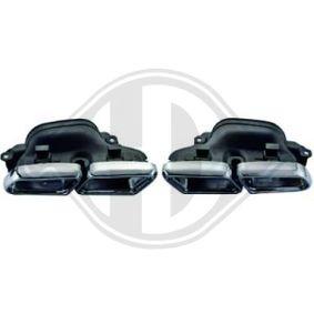 Pakoputken pää 4164801 MERCEDES-BENZ S-sarja Sedan (W222, V222, X222)