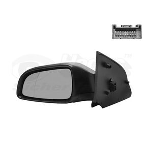 Outside Mirror with OEM Number 6207 118