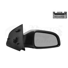 Outside Mirror with OEM Number 64 28 785