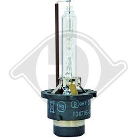 Glühlampe, Fernscheinwerfer D2S (Gasentladungslampe), 35W, 85V, Xenon LID10001