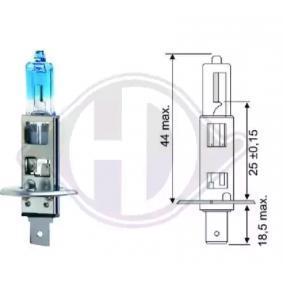 Glühlampe, Fernscheinwerfer H1, 55W, 12V LID10014